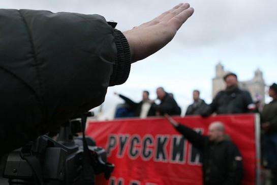 Ультраправые — политические лентяи: ни на какие акции, кроме «Русского марша», они не ходят
