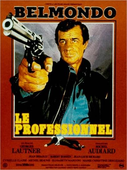 """""""Профессионал"""" - фильм о настоящем герое, человеке рискующем, настоящем рыцаре, супер-агенте французской секретной службы Жоссе Бомоне в исполнении неповторимого Жан-Поля Бельмондо"""