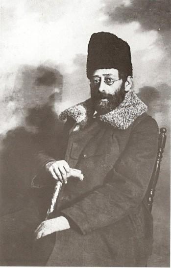 Юлий Осипович Мартов (23 ноября 1923 - 4 апреля 1923)