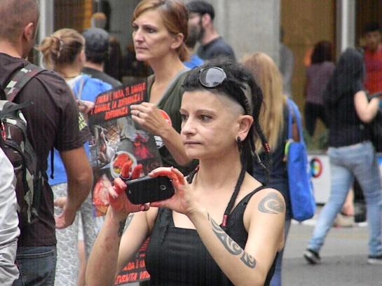 «Левачество» европейского образца - радикально-молодёжный вариант идеологии неолиберализма