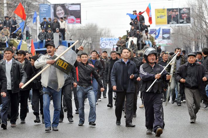 Официально сегодня в Кыргызстане  события, приведшие к свержению Президента Курманбека Бакиева называют «Апрельской народной революцией»