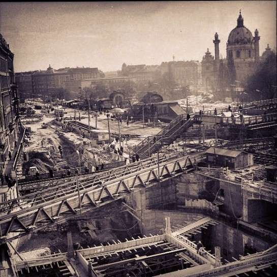 Реконструкция Вены