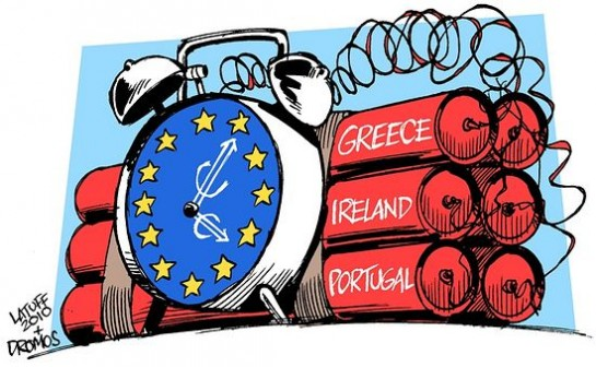 """""""Европейский Союз мёртв. От него исходит свет мёртвой звезды. ЕС думает, что он ещё жив, но это не так"""", - считает Марин Лё Пен"""