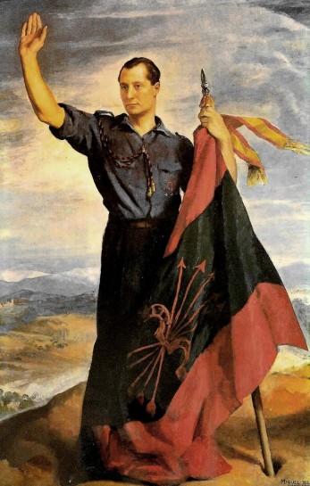 """Хосе Антонио: """"Носительница единства судьбы — Испания, а не какой-либо из народов, её населяющих"""""""