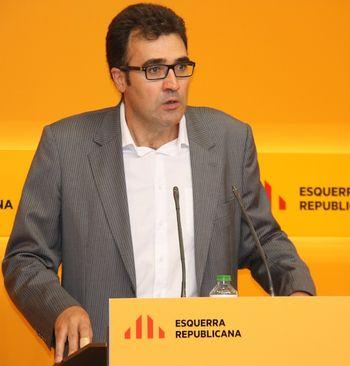 Заместитель Генерального секретаря партии «Республиканские левые Каталонии» Ллуис Сальвадо