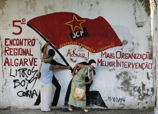 в Лиссабоне, по приглашению Португальской компартии (ПКП), состоялась XV Международная встреча коммунистических и рабочих партий