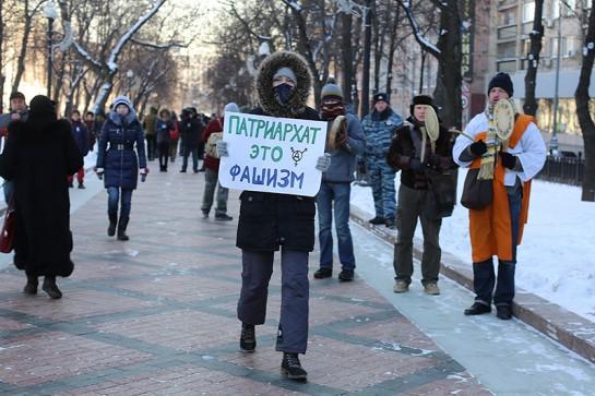 В акцию в честь Станислава Маркелова и Анастасии Бабуровой каждый пытался привнести что-то своё