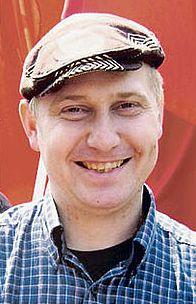 Левый и профсоюзный активист Денис Левин