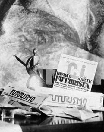 «Манифест футуризма» итальянского поэта и художника Филиппо Таммазо Маринетти был напечатан во французской газете «Фигаро» 20 февраля 1909 года