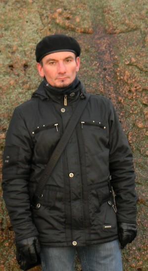 У Борисова камня в Полоцке
