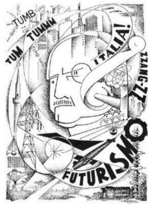 Фашизм вобрал в себя футуризм, а футуризм стал матрицей фашизма