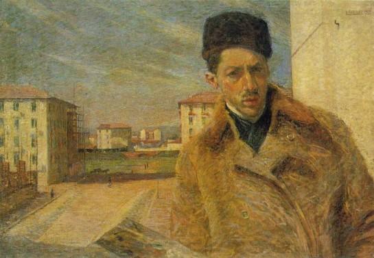 Художник Умберто Боччони (родился 19 октября 1882 года) перевёл идеи Маринетти на язык изобразительного искусства в «Техническом манифесте футуристической живописи»