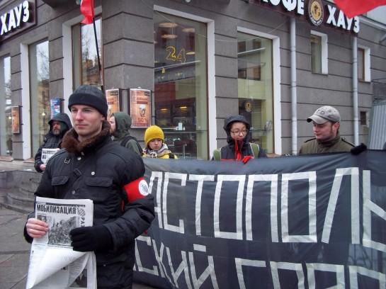 Разделяя с российской олигархией безоглядную ненависть к украинскому восстанию, которой на самом деле главным образом и объясняется агрессивная политика Кремля по отношению к Украине, лево-патриотическое движение обнуляет свою оппозиционность внутри самой России