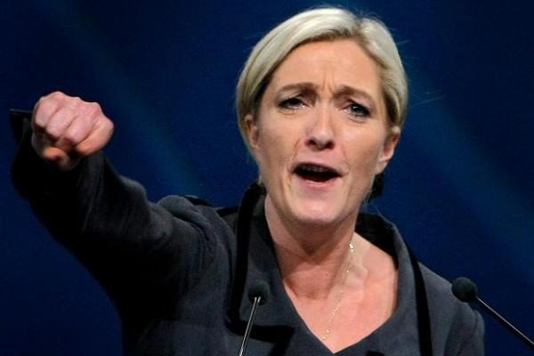 Лидер Национального фронта Марин Лё Пен провозгласила окончание существования двухпартийной системы во Франции