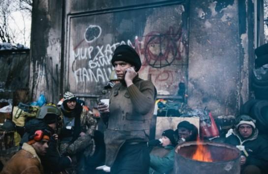 Майдан призвал любовников смерти, чтобы вернуть украинцев к жизни! Майдан — это станция настоящего, где славного прошлое Украины встречается с её будущим