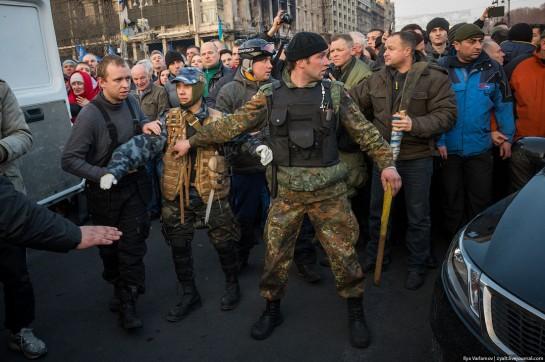 Сегодняшняя Украина — это уникальное место, где дышит живая история, где каждый имеет шанс стать хозяином собственной судьбы