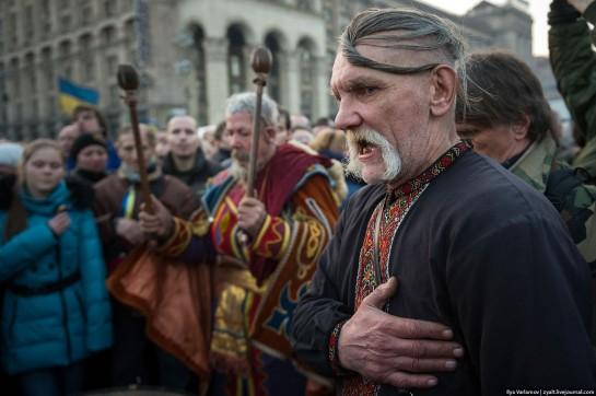 Национализм большинства украинцев — это не более, чем гипертрофированное чувство «любви к Родине». «Чтобы Украина была»