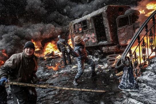 Майдан - это революция - демократическая, проевропейская, антикриминальная и национально-освободительная