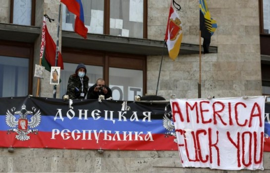Казалось бы, всё предельно ясно. Донецкая народная республика — новая Парижская коммуна. Казалось бы, её надо поддерживать — не только словом, но и делом