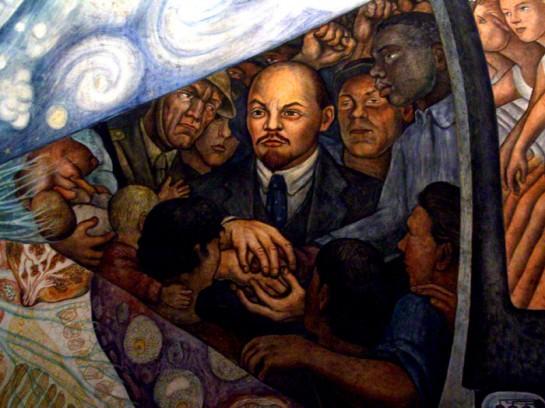 Ленинские идеи настолько мощны, что не нуждаются в дополнительном «усилении» чем бы то ни было