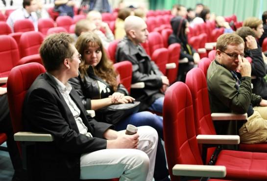 То, что «Другая Россия» переживает кризис, можно было убедиться и на её «украинском съезде» — зал был заполнен на треть явно скучающими активистами
