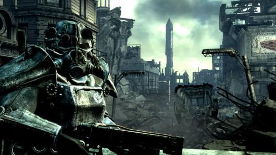 """В """"Fallout"""" привлекает не только оригинальный сюжет и атмосфера постапокалиптического мира, но и стиль ретрофутуризма, столь редкий в компьютерных играх"""