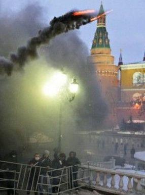 События на Украине наводят на размышления: возможно ли в России нечто похожее на киевский Майдан?
