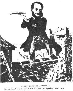 Пьер Жозе́ф Прудо́н (фр. Pierre-Joseph Proudhon) (15 января 1809 — 19 января 1865)