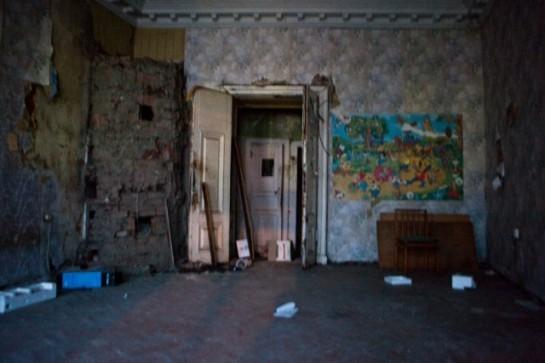 Подлинные интерьеры квартиры Лермонтова на сегодняшний день утрачены