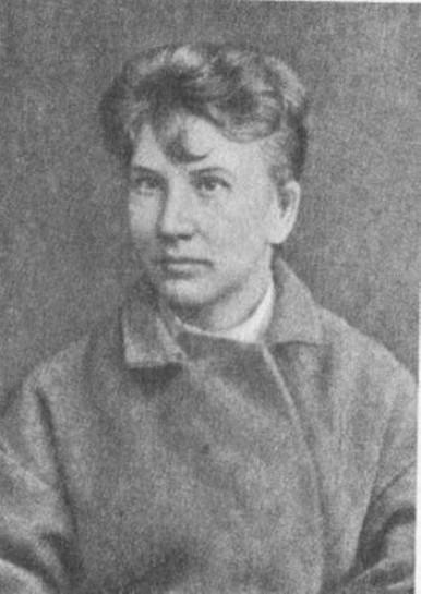 Якимова (в замужестве - Диковская), Анна Васильевна (12.VI.1856 - 12.VI.1942)