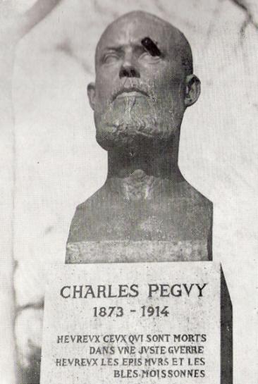 Пеги любил французов такими, как они есть. И это единственный способ любить