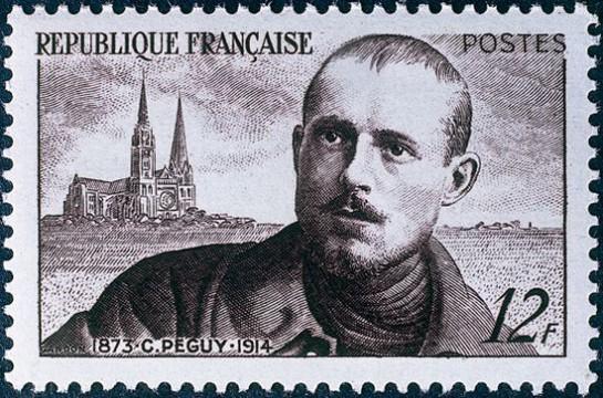 Французский поэт и эссеист Шарль Пеги (1873–1914) стал особенно дорог и близок своим соотечественникам в годы Второй мировой войны
