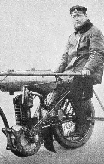 Шарль Пеги в 1907 году
