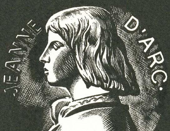 Устами Жанны в её монологах, молитвах, спорах с другими персонажами Пеги  раскрывает собственные мысли о мире и войне, о людях и Боге, о религии и вере. Перефразируя Гюстава Флобера, он мог бы сказать «Жанна д'Арк — это я». Поэтому Жанна д'Арк 1897 года, как и Пеги, — социалистка