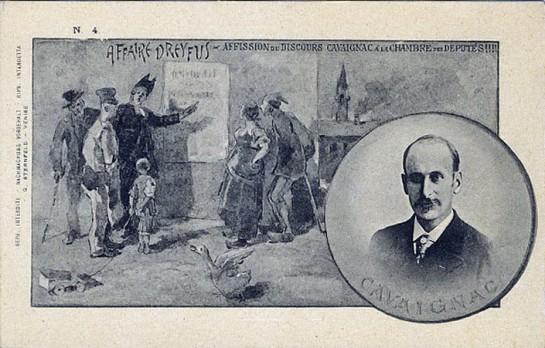 Пеги заканчивал обучение в Нормальной школе, когда офицер Французского генерального штаба, еврей по национальности, Альфред Дрейфус был арестован по обвинению в шпионаже в пользу Германии