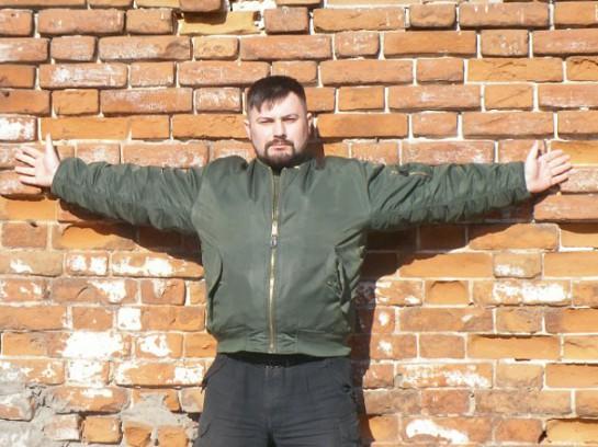 В НБП Дмитрий Бычков выступил в 2006 году - после службы в армии