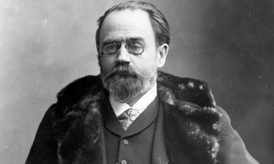 Эмиль Золя (2 апреля 1840, Париж — 29 сентября 1902, там же)