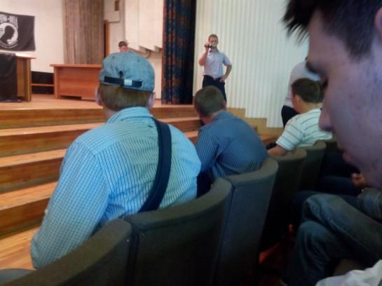 Съезд НБ-Платформы в Новосибирске, проводишийся 16 августа, накрыл ЦПЭ