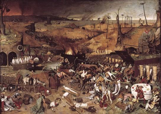 """Без фигового листа Идеи и вне метафизики – война не привлекательна. Дурна. Нелепа. Бессмысленна / Картина Питера Брейгеля """"Триумф смерти"""" (1562)"""
