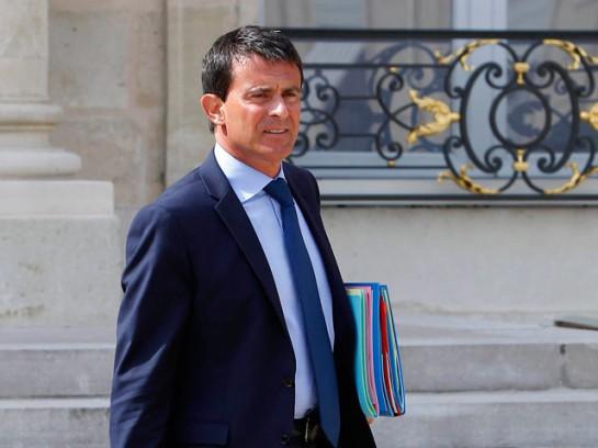 Манюэль Вальс попросил об отставке. Он же будет формировать новое правительство