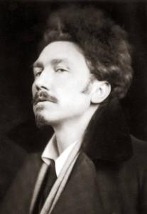 Уильям Батлер Йейтс назвал Паунда «одиноким вулканом»