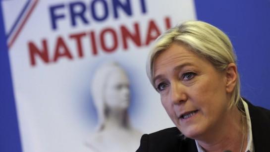Согласно последним соцопросам, глава Национального фронта Марин Лё Пен является серьезным кандидатом на пост президента Франции в 2017 году