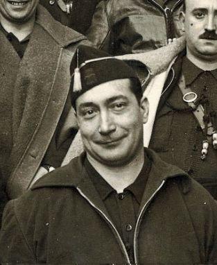 Мануэль Эдилья, провинциальный «хефе» из Сантандера, 2 сентября 1936 года был избран национальной главой (Jefe Nacional) временной Командной хунты (Junta de Mando) Фаланги