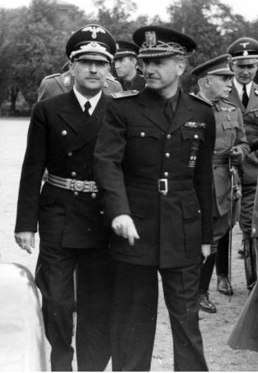 Серано Суньер стал мостом между Франко и многими светлыми головами Фаланги