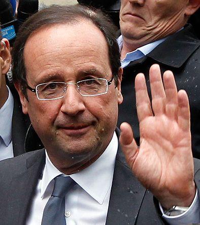 Президент Олланд - плоть от плоти среднего класса