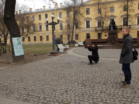 Стихотворение «Прощай, немытая Россия» в нынешней России, где пресловутая «вертикаль власти» превратилась в шарж на самодержавие, весьма злободневно