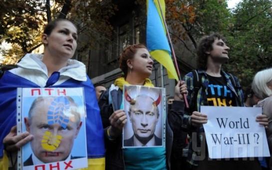 У украинцев появился синдром валить всё на происки агентов Кремля и рук Шивы-Путина