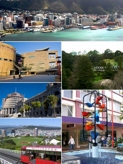 Административный центр Новой Зеландии, город Веллингтон можно назвать южной «левой столицей» на планете