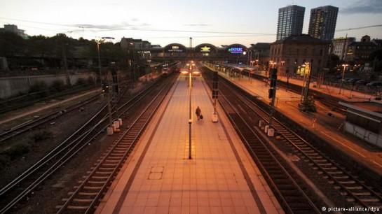 В Германии началась 100-часовая забастовка машинистов железнодорожных составов
