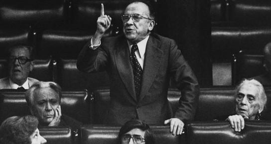 основоположником еврокоммунизма, одним из базовых его теоретиков, называют бывшего марксиста-ленинца Сантьяго Каррильо, который в середине 70-х годов прошлого века занимал пост генерального секретаря Испанской коммунистической партии